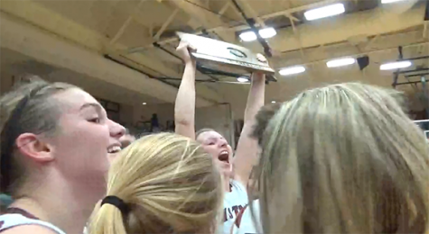 Lady Mustangs' 2015-16 Banquet Video