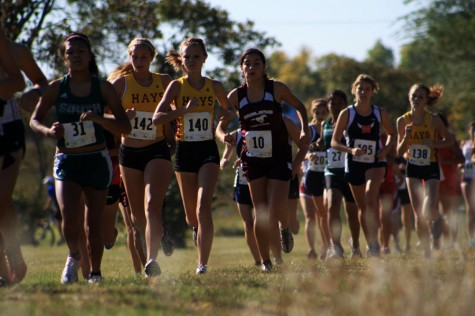 Ladies Cross-Country Team Snags Regional Title