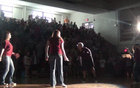 Start of School Pep Rally
