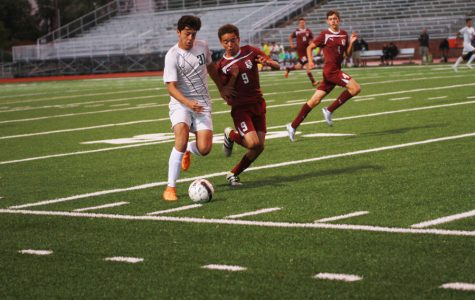 Soccer team falls to South 1-0