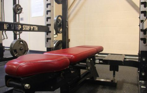 The weight room: more than it racks up to be