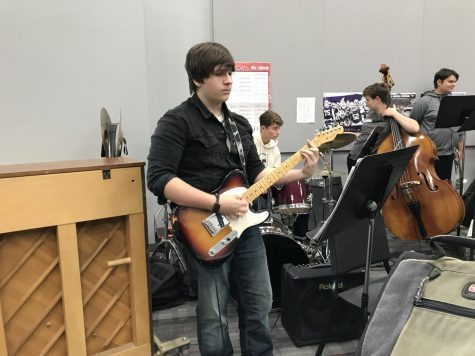 Nerves Run High at 2017 District Band Auditions