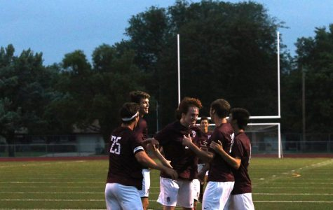 Boy's soccer planning to fight for a win