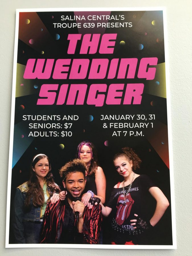 The Wedding Singer opens