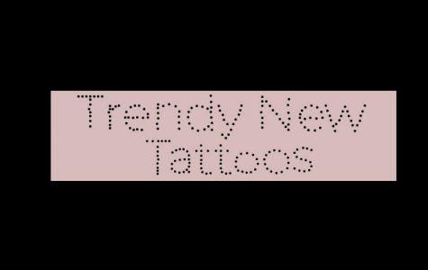 Trendy New Tattoos