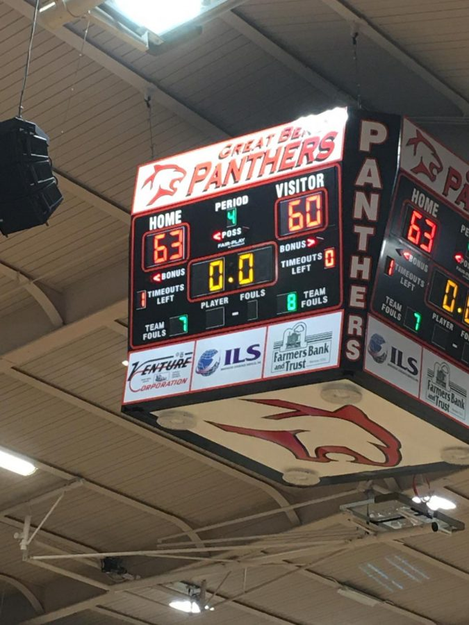 Boys basketball ends with an exciting game