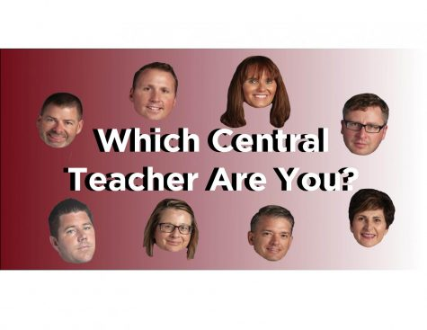 Which Central Teacher Are You?