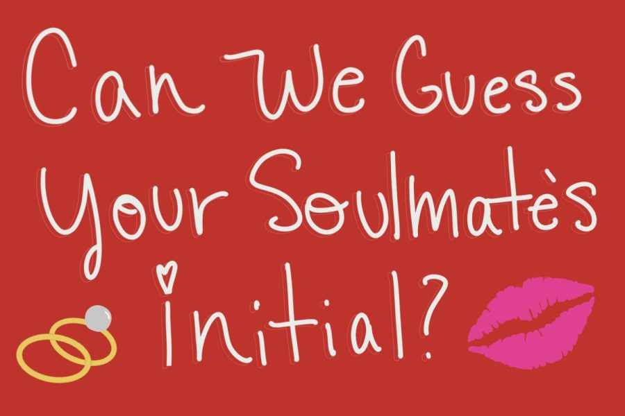 Can We Guess Your Soulmate's First Initial?