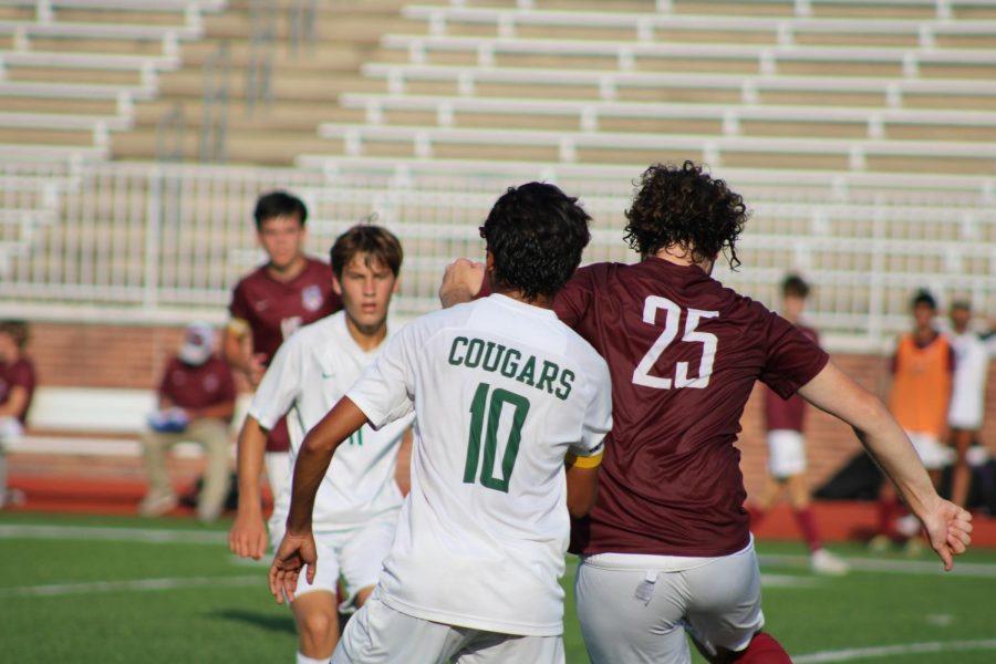 Boys Soccer: Central vs. South