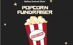 Salina Central Choir: Popcorn Fundraiser