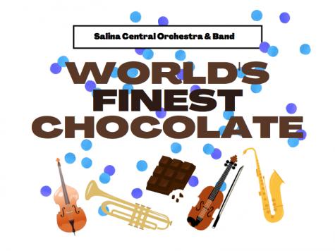 Salina Central Orchestra & Band Fundraiser: World